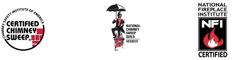 Certified Chimney Sweep